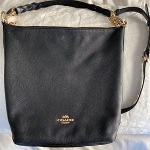 Authentic COACH bucket bag
